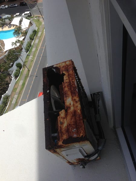 Gold Coast Ac Rust Prevention