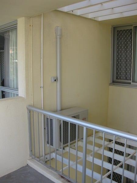 Apartment Ac Unit Wall Mount Gold Coast